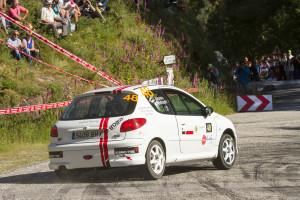 Segunda cita del Trofeo ASR – Kumho Nacional en Orense