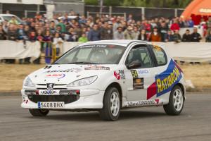 Javier Andrade nuevo líder del Trofeo ASR – Kumho Nacional