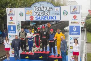 Javier Andrade campeón del Trofeo ASR – Kumho Nacional