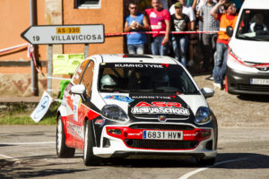 Positivo Rallye Princesa de Asturias para ASR RallyeSchool