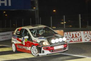 Amargo final de temporada para ASR RallyeSchool