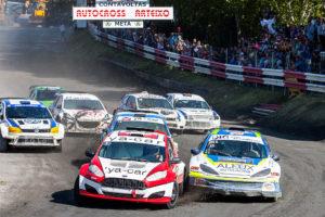 ASR Tyres será el distribuidor de neumáticos del Campeonato de España de Autocross