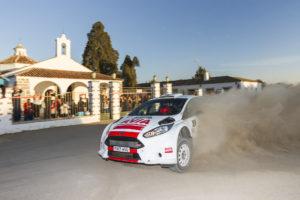Kumho y ASR Tyres a por todas en el Campeonato de España de Rallyes de Tierra