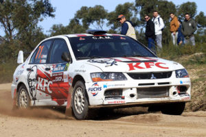 Segunda cita del Desafío ASR Kumho Portugal en el Rallye Vila Medieval de Ourém