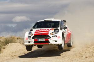 El CERT llega a Galicia con el Rallye Terra da Auga