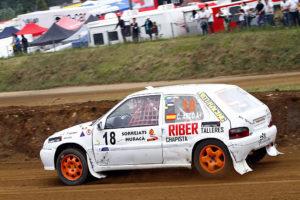 El Desafío Kumho reparte premios en el Autocross