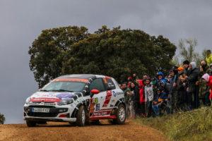 Arranca el Desafío Kumho N3 Rallye Cup en Pozoblanco