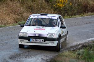 Sexto lugar para David Espasa en el Rallye de Barbastro