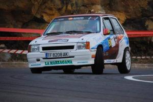 José Miguel Luís logra un gran resultado en el Rallye Overcame Norte