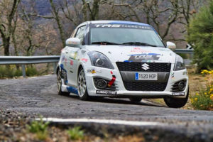 Paco Montes segundo en un difícil Rallye Norte de Extremadura
