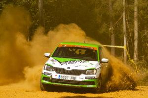 El Desafío Kumho N3 Rallye Cup territorio de Kevin Guerra