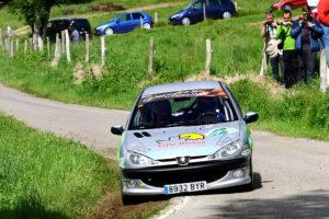 Complicada cita del Desafío Eco-Modular en el Rallye Picos de Europa