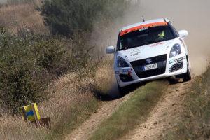 José Álvarez se lleva el Desafío Kumho N3 Rallye Cup en Astorga