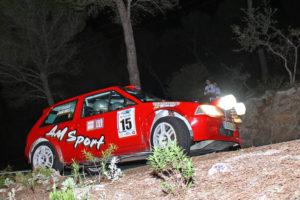 Martorell sube al podio en el Vall de Sant Pere