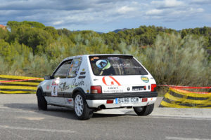 David Espasa logra el segundo puesto en el Rallye Costa Daurada
