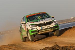 Kevin Guerra se proclama Campeón del Desafío Kumho N3 Rallye Cup