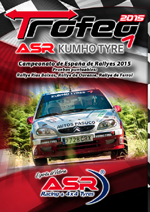 Reglamento Trofeo ASR - Kumho Nacional